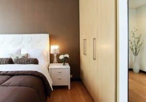 עיצוב חדר השינה ראשית