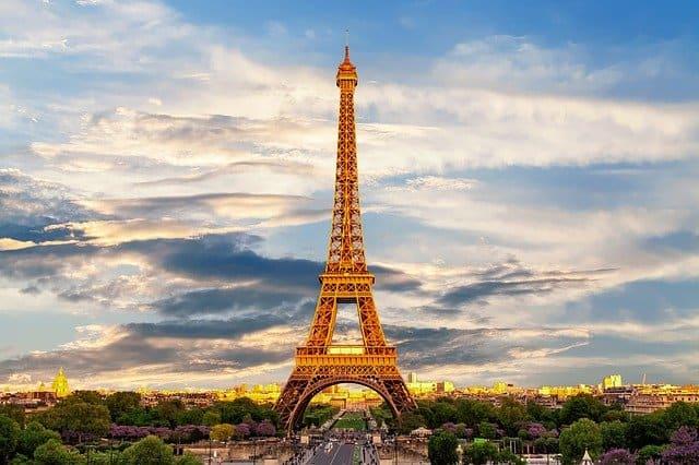 שבוע האופנה בפריז
